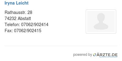 Iryna leicht 578884