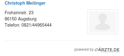 Christoph meitinger 580650