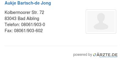 Aukje bartsch de jong 579295