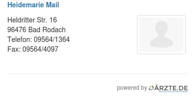 Heidemarie mail