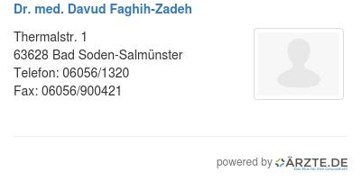 Dr med davud faghih zadeh 529293