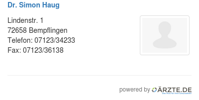 Dr simon haug 528601