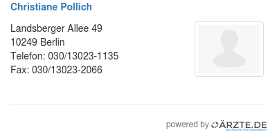 Christiane pollich 536733