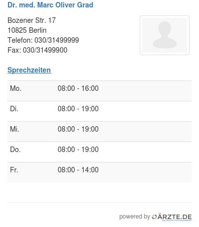 Dr med marc oliver grad 579163