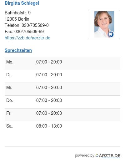 Birgitta schlegel