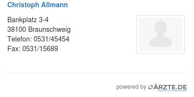 Christoph allmann 545820