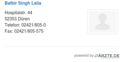 Balbir singh lalia