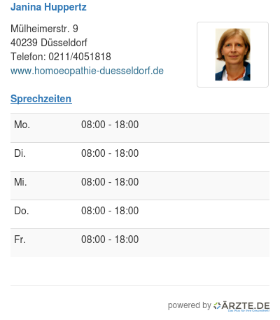 Janina huppertz