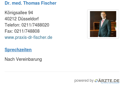 Dr med thomas fischer 534763