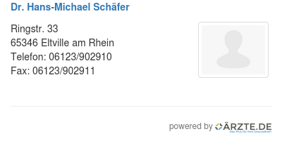 hans-michael schäfer