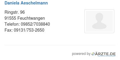 Daniela aeschelmann 580911