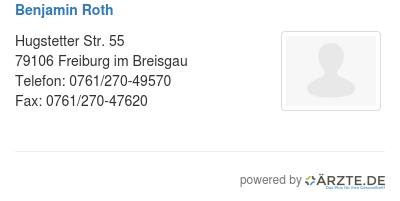 Benjamin roth 579867