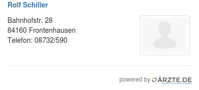 Rolf schiller 580068