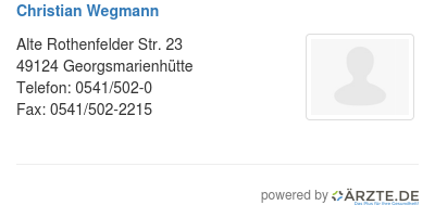 Christian wegmann 530405