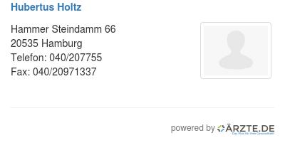 Hubertus holtz