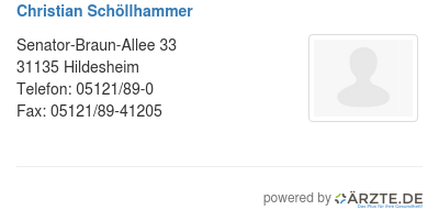 Christian schoellhammer