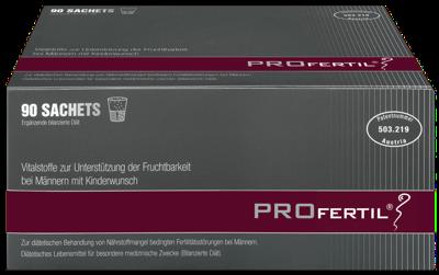 Packung von PROfertil<sup>®</sup>