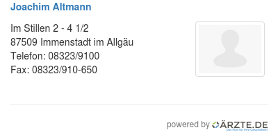Joachim altmann