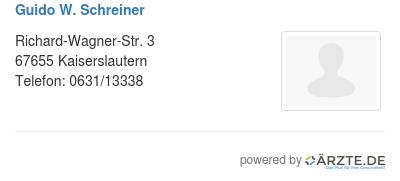 Schreiner Kaiserslautern guido w schreiner in 67655 kaiserslautern heilpraktiker für