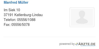 Manfred mueller 253464
