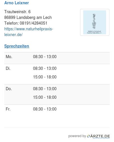 Arno leixner