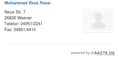 Mohammad reza rezai
