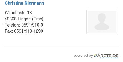 Christina niermann 530528