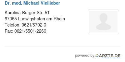 Dr med michael viellieber