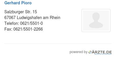 Gerhard pioro 561571
