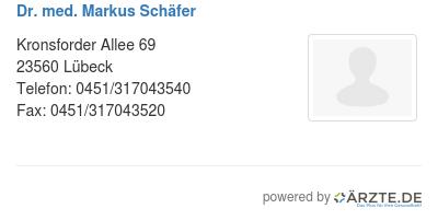 Dr med markus schaefer a49cc53e 15cf 4e54 8728 f647982719e6