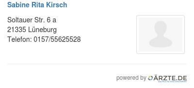 Sabine rita kirsch 579727