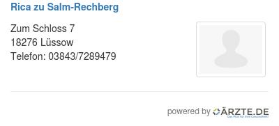 Rica zu salm rechberg 579289