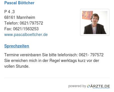 Pascal boettcher