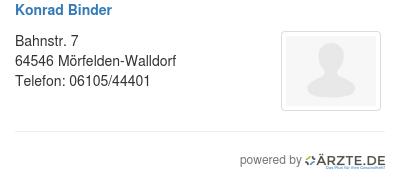 Konrad binder 578864