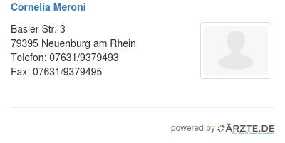Cornelia meroni 578761