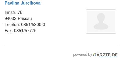 Pavlina jurcikova 580208