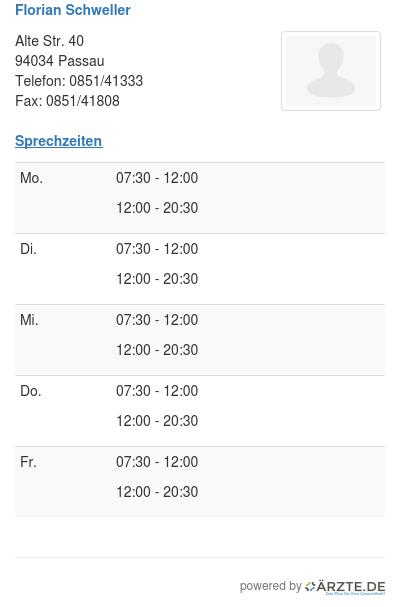 Florian schweller