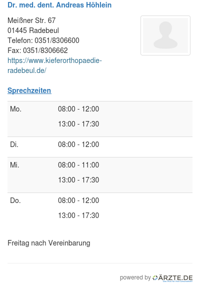 Dr med dent andreas hoehlein 251509