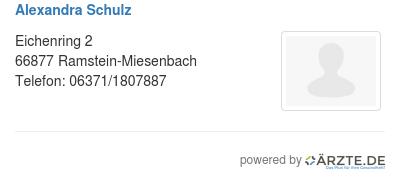 Alexandra schulz 425994