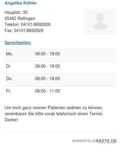 Angelika koehler 552091