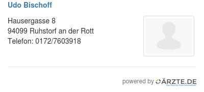 Udo bischoff 425681