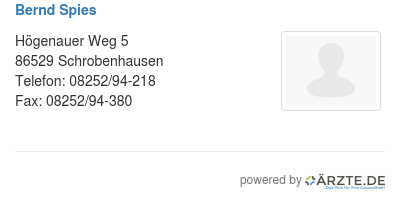 Bernd spies 580073
