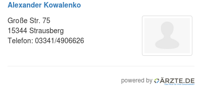 Alexander kowalenko 580366