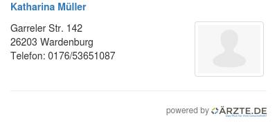 Katharina mueller 578738