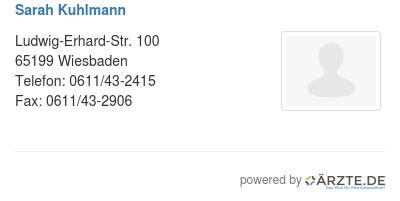 Sarah kuhlmann 577984