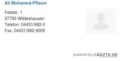Ali mohamed pflaum 578866